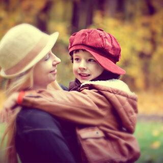 Стихи про маму для детей 6-7 лет
