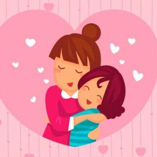 Стихи про маму детям 3-4 лет