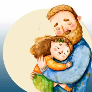 Стихи про папу от дочки