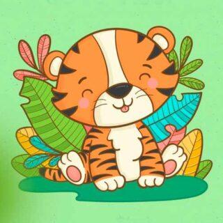 Загадки про тигра для детей